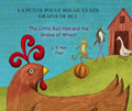 Little Red Hen & the Grains of Wheat