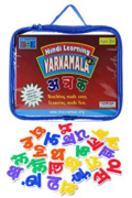 Hindi Learning Magnetic Varnamala Set
