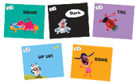 Thumb Thumb Books - Set 2